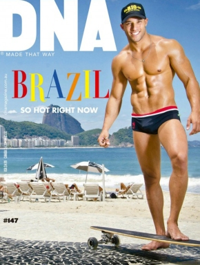 DNA Magazine Cover