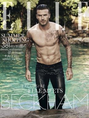 David Beckham_Cover